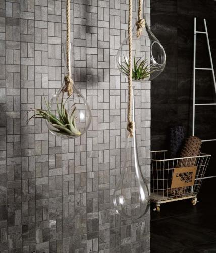 COEM Reverso2 Black-Mosaico-Brick-Patinato-Rett