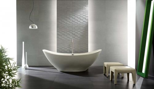 Bathroom-flooring-Porcelain-stoneware Ceramiche Coem Basaltina