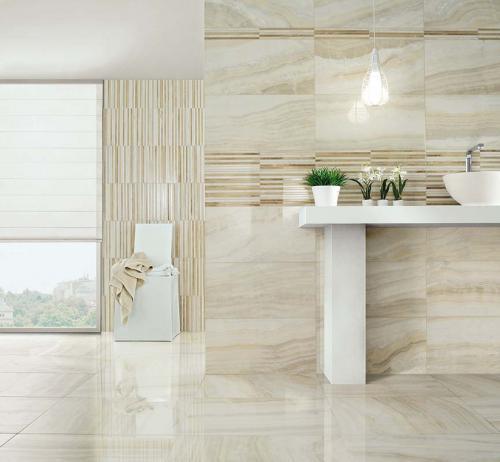 Bathroom-tiles Ceramiche-Coem Pietra-Splendente Alabastro-Bianco