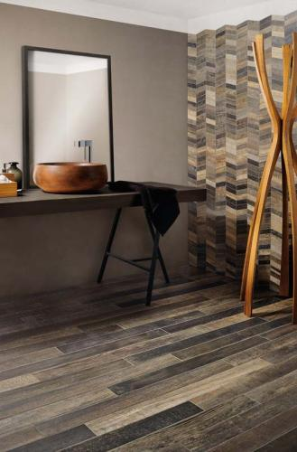 Ceramica-Fioranese Wood Mood Quercia-8,9x90,6-Mosaico-Lisca
