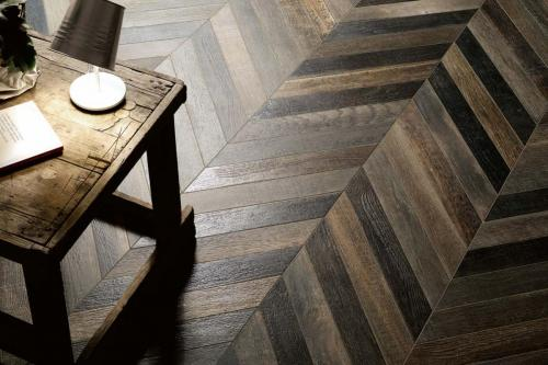 Ceramica-Fioranese Wood Mood Quercia-Chevron-7,8x53,3 2