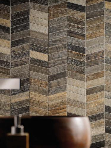 Ceramica-Fioranese Wood Mood Quercia-Mosaico-Lisca