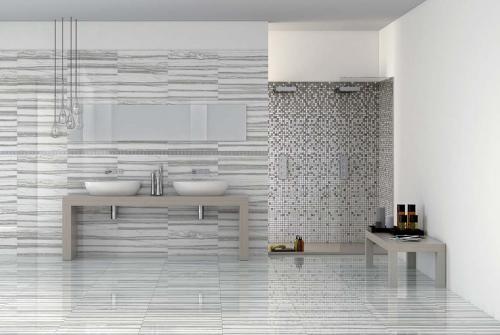 bathroom-wall-tile-Ceramica-Fioranese Classic Design Zebrino