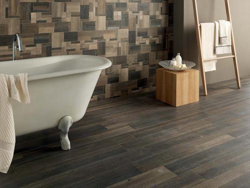bathroom-wall-tile-Ceramica-Fioranese Cottage-Wood Brunito